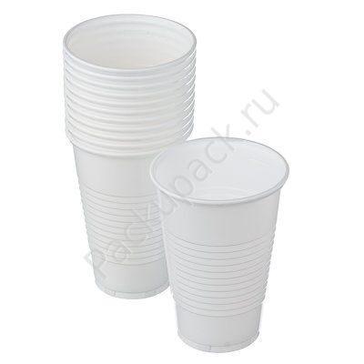 Стаканы пластиковые 200мл купить оптом